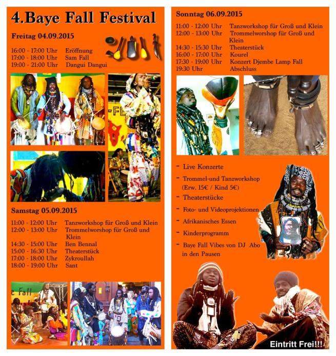baye fall festival 2015 programm