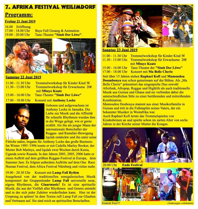 7. Afrika Festival Weilimdorf 2019 brochure_2